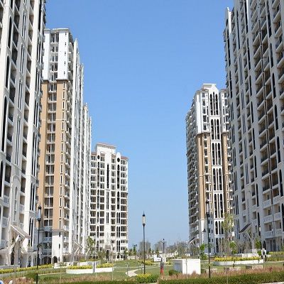 DLF New Town Heights 2