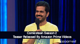 Biswa Takes His Comic Best To New Heights With Comicstaan Season 2 Teaser Release
